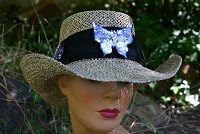 Photo of Astral Travel Butterfly Safari Hat