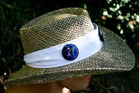 Photo of Astral Astral Travel Safari Hat with white band